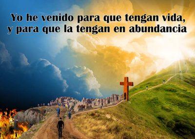 10 - Camino al cielo