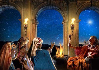 3 - Los reyes y Herodes