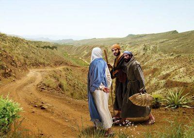 4 - El camino a Emaús