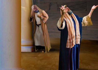4 - El fariseo y el publicano