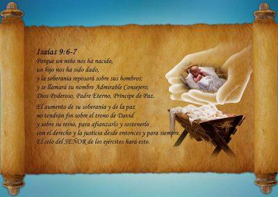 4 - Isaías 9--6-7