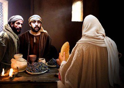 5 - Jesús en Emaús