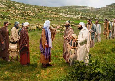 7 - Jesús llamando a los doce