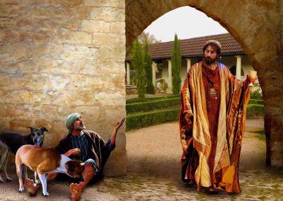 7 - Lázaro y el hombre rico