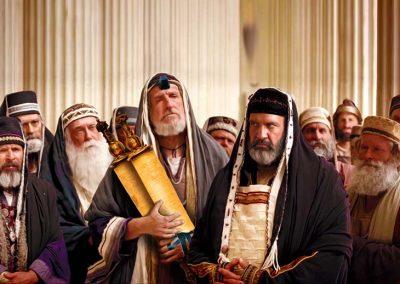 9 - Fariseos y Escribas