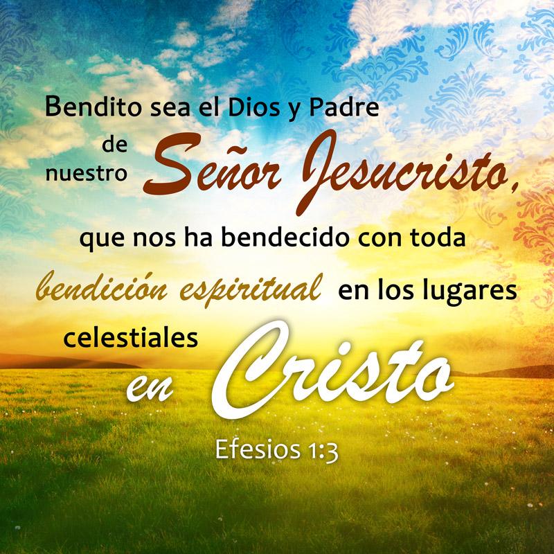 Efesios 1:3