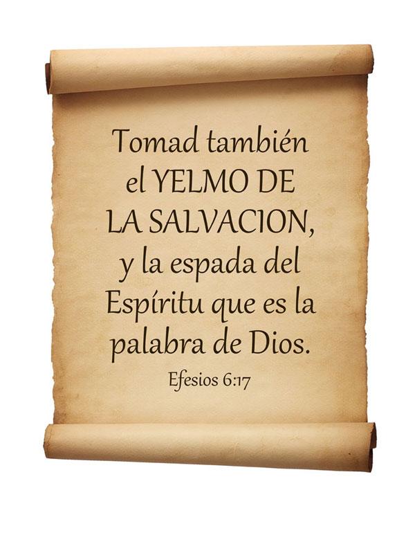 Efesios 6:17