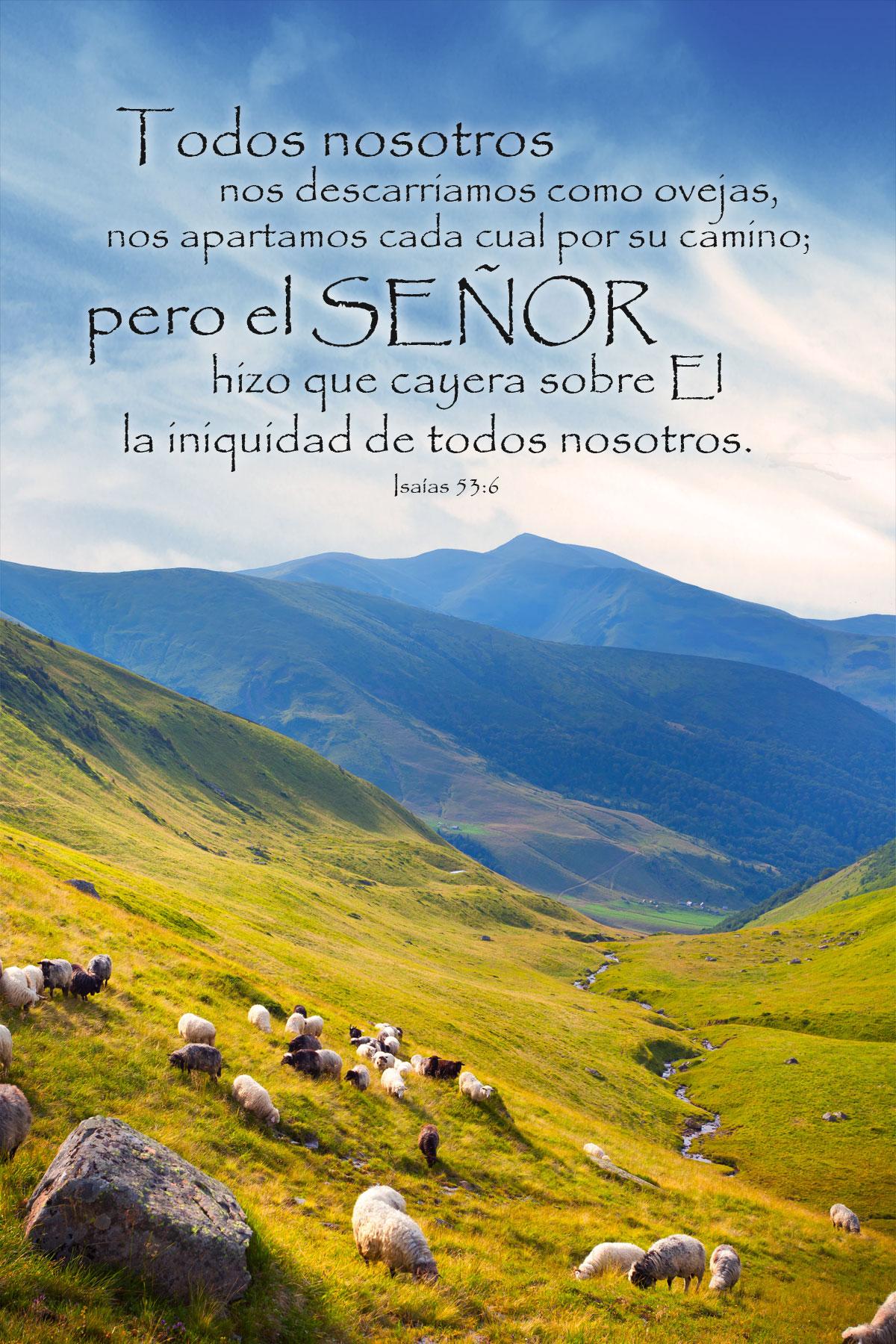 Isaías 53:6