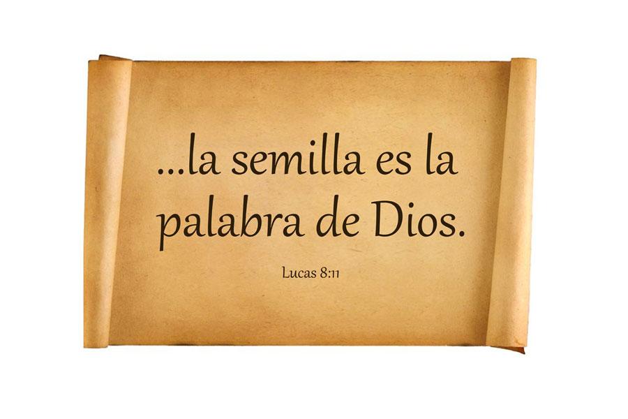 Lucas 8:11