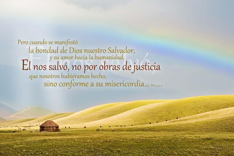 Tito 3:4-5