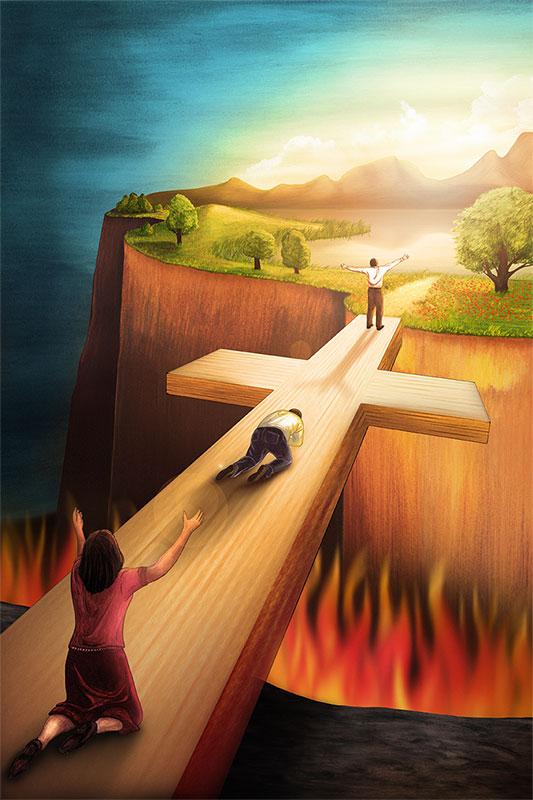 Jesucristo murió en nuestro lugar