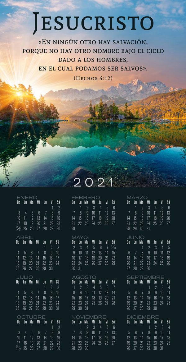 Calendario 2021